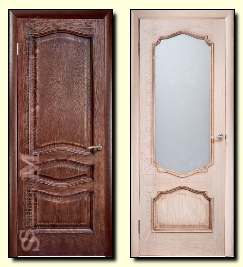 Двери комнатные фото