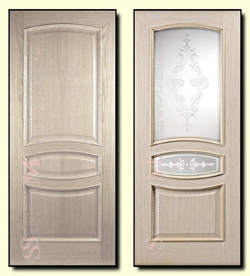 Двери комнатные