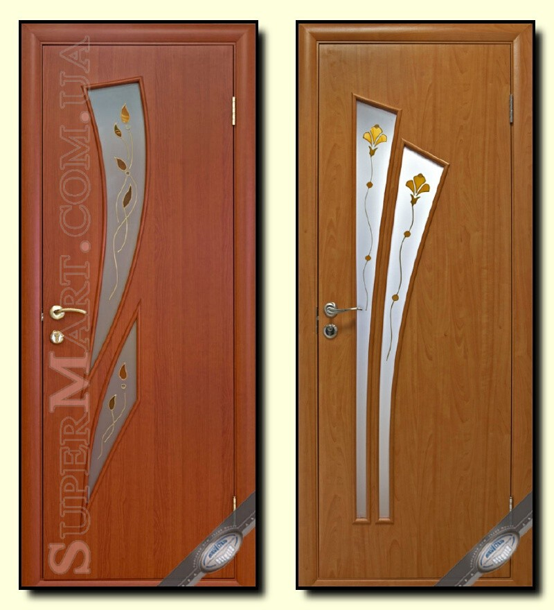 Комнатные двери дешево