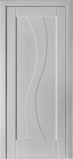 Двери Модель 15 Терминус ясень белый Эмаль глухое