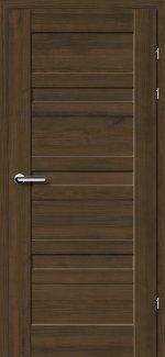Межкомнатные двери Двери 19.1 Брама мокка глухое