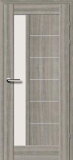 Межкомнатные двери Двери 19.23 Брама акация стекло Сатин