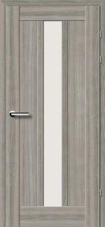 Межкомнатные двери Двери 19.25 Брама акация стекло Сатин