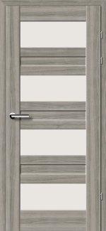 Межкомнатные двери Двери 19.3 Брама акация стекло Сатин