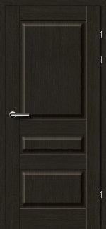 Двери 19.50 черный дуб глухое