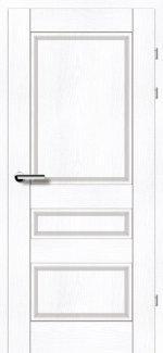 Межкомнатные двери Двери 19.50 Брама ясень альпийский глухое