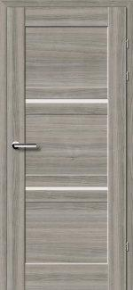 Межкомнатные двери Двери 19.81 Брама акация стекло Сатин
