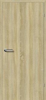 Двери Стандарт 2.1 Брама беленый дуб глухое