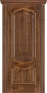 Двери Терминус Модель 41 Каро орех американский глухое
