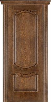 Двери Терминус Модель 41 Каро дуб браун глухое