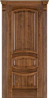 Двери Терминус Модель 50 Каро орех американский глухое