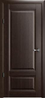 Межкомнатные двери Двери Эрмитаж-1 Альберо орех глухое