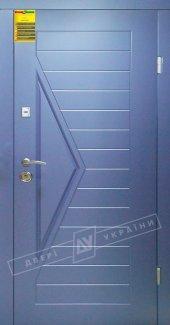 Входные двери Ассоль Интер Украины  12 мм(полотно),16 мм(наличники)