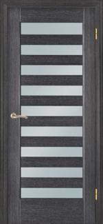Межкомнатные двери Астория НСД дуб серый со стеклом