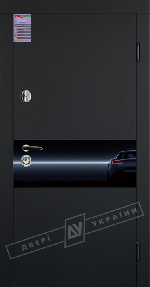 Двери Украины ArtGlass-3