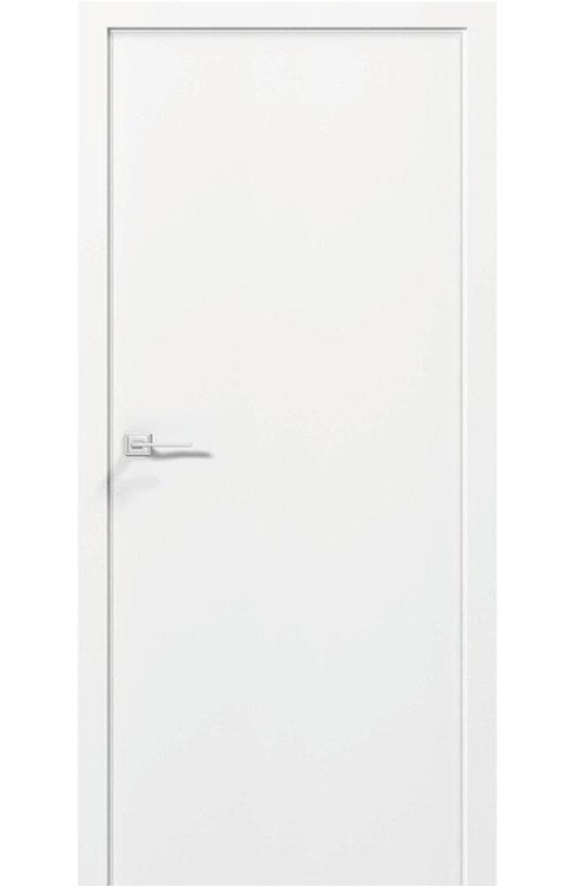Двери Cortes Prima Родос белая эмаль глухое