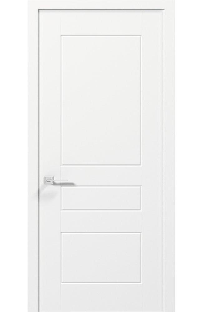 Двери Cortes Salsa Родос белая эмаль глухое
