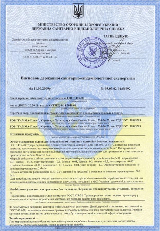 Дипломи фабрики Папа Карло