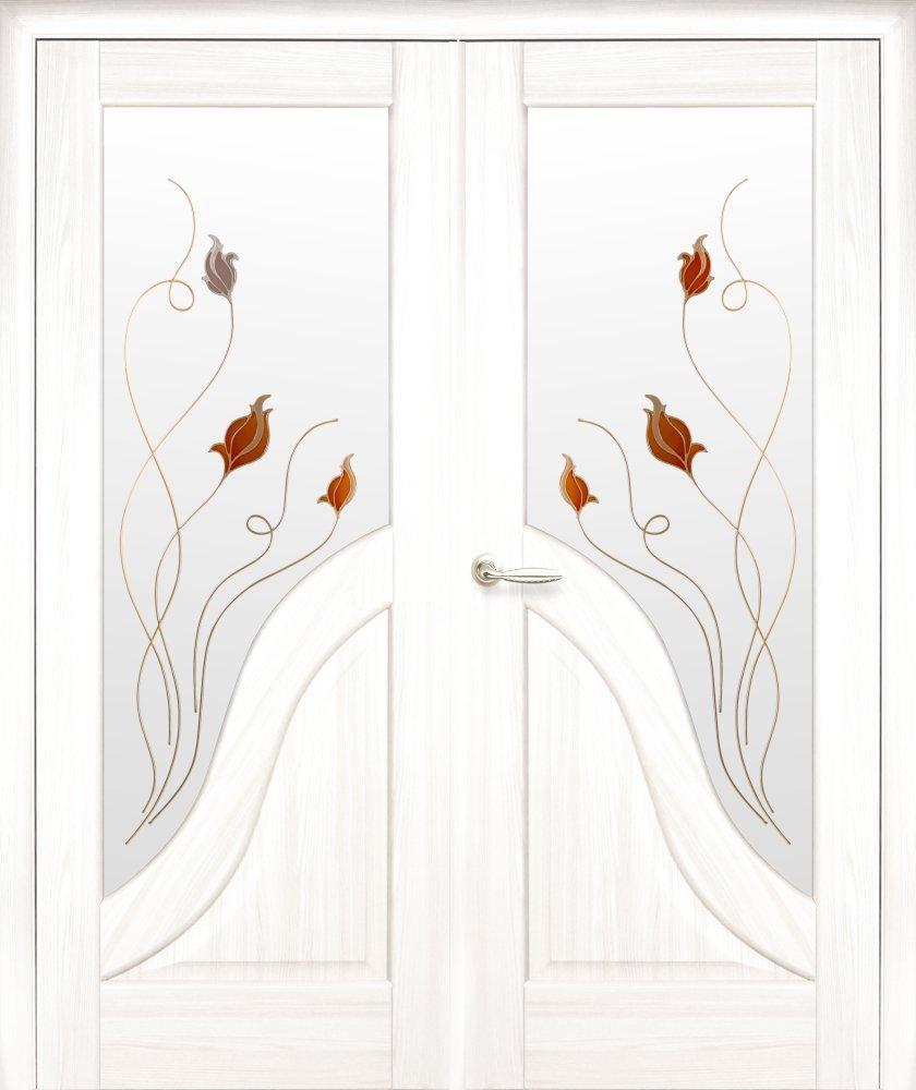 Деревянные входные двери из массива сосны, дуба, ольхи