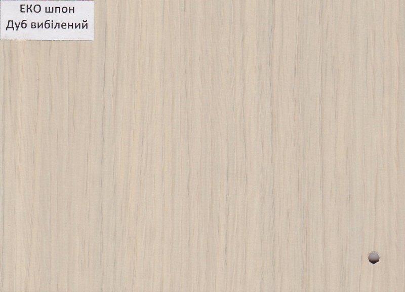 Цвет двери БМФ дуб беленый эко шпон