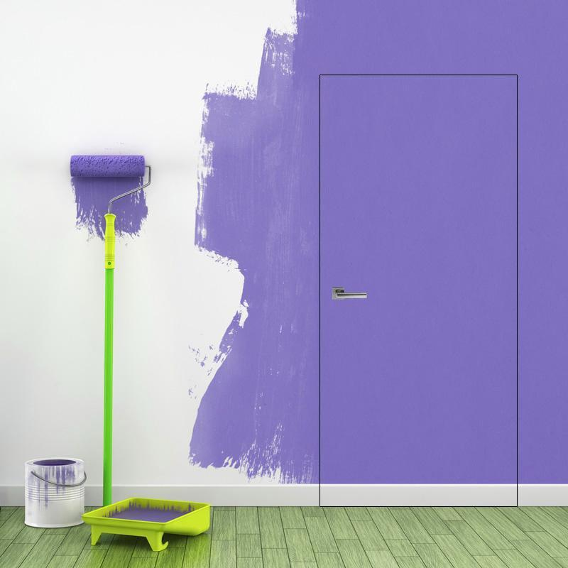 Двери скрытого монтажа грунтованные Astori - Межкомнатные двери — фото №1