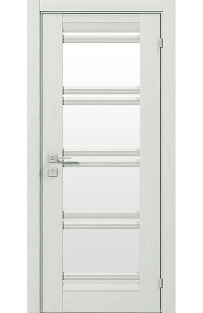 Двери Fresca Angela Родос сосна крем стекло Сатин