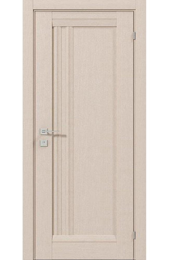Входная дверь двухстворчатая стекло, ковка, дуб - купить в