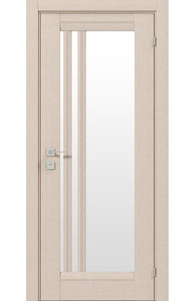 Двери Fresca Colombo Родос беленый дуб со стеклом