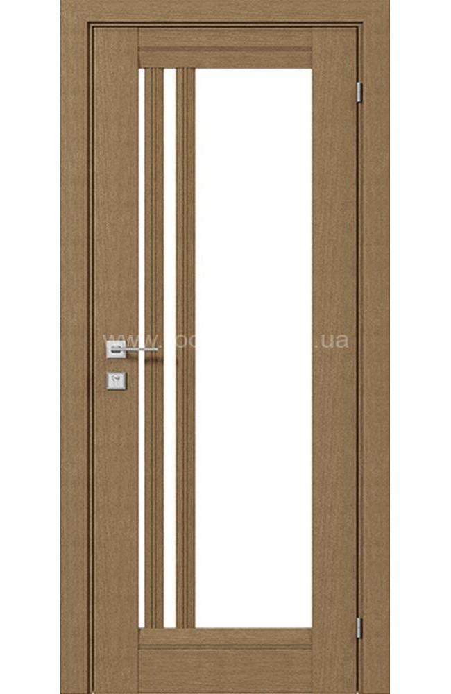 Двери Fresca Colombo Родос дуб натуральный со стеклом