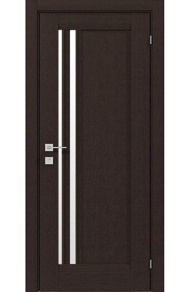Двери Fresca Colombo Родос венге маро полустекло