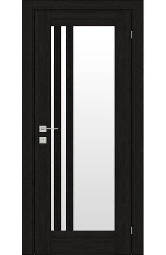 Двери Fresca Colombo Родос венге шоколадный со стеклом