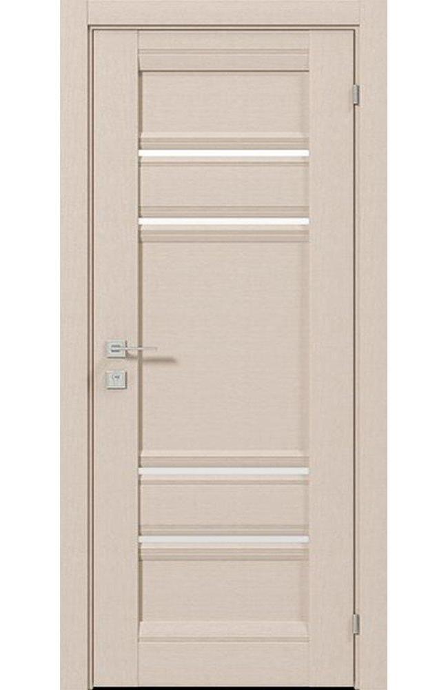 Двери Fresca Donna Родос беленый дуб полустекло