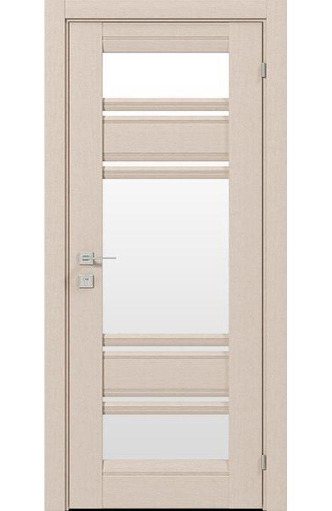 Двери Fresca Donna Родос беленый дуб со стеклом
