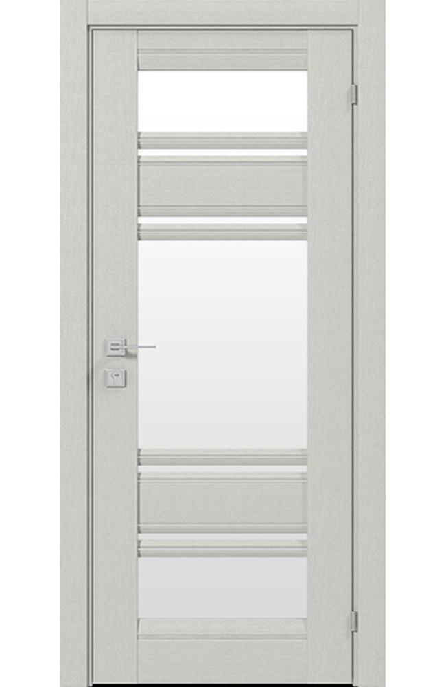 Двери Fresca Donna Родос сосна крем со стеклом и с молдингом