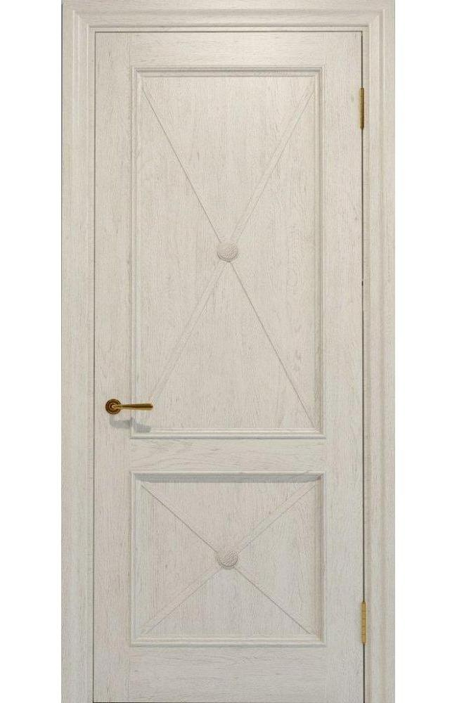 Двери Golden Cross C-11 Статус Дорс слоновая кость глухое