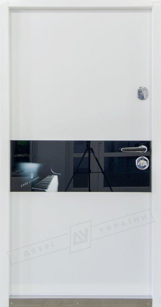 Входные двери ArtGlass-3