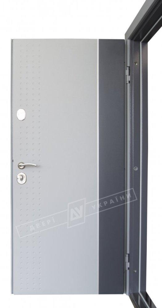 Входные двери Леон-2 Антрацит Интер