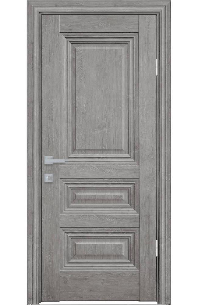 Двери Камилла Новый Стиль орех скандинавский глухое - Межкомнатные двери — фото №1