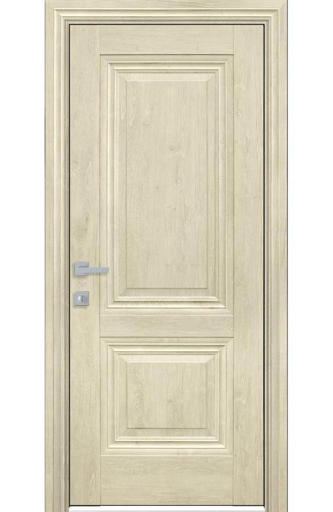 Двери Канна Новый Стиль орех гималайский глухое - Межкомнатные двери — фото №1