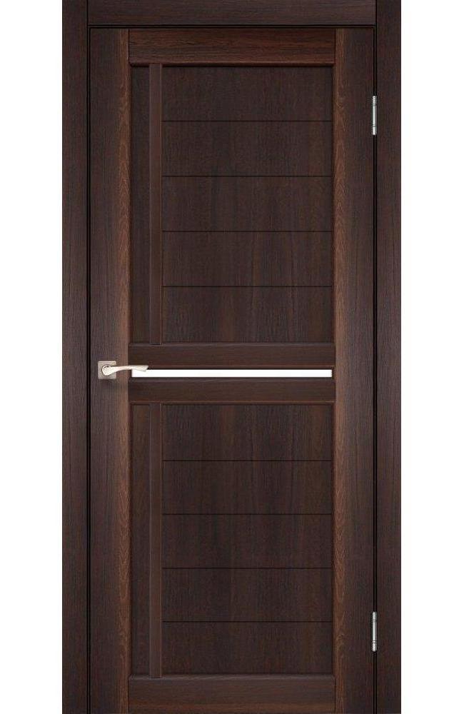 Двери Scalea SC-03 Корфад орех стекло Сатин