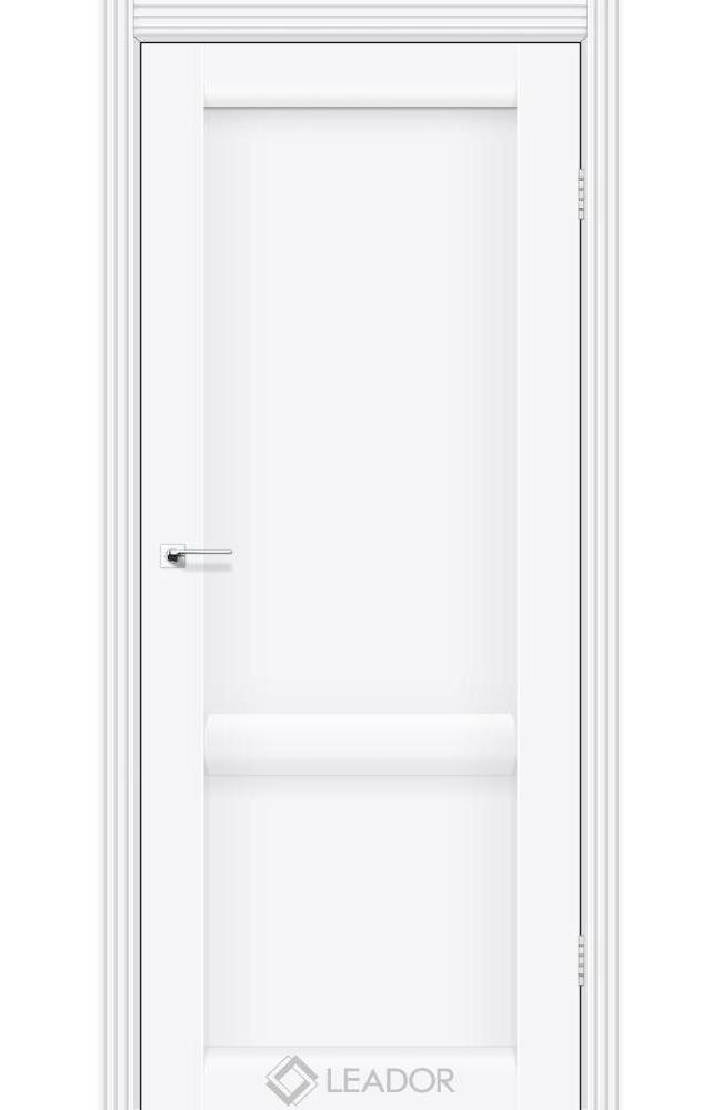 Двері Laura Leador білий мат глухе