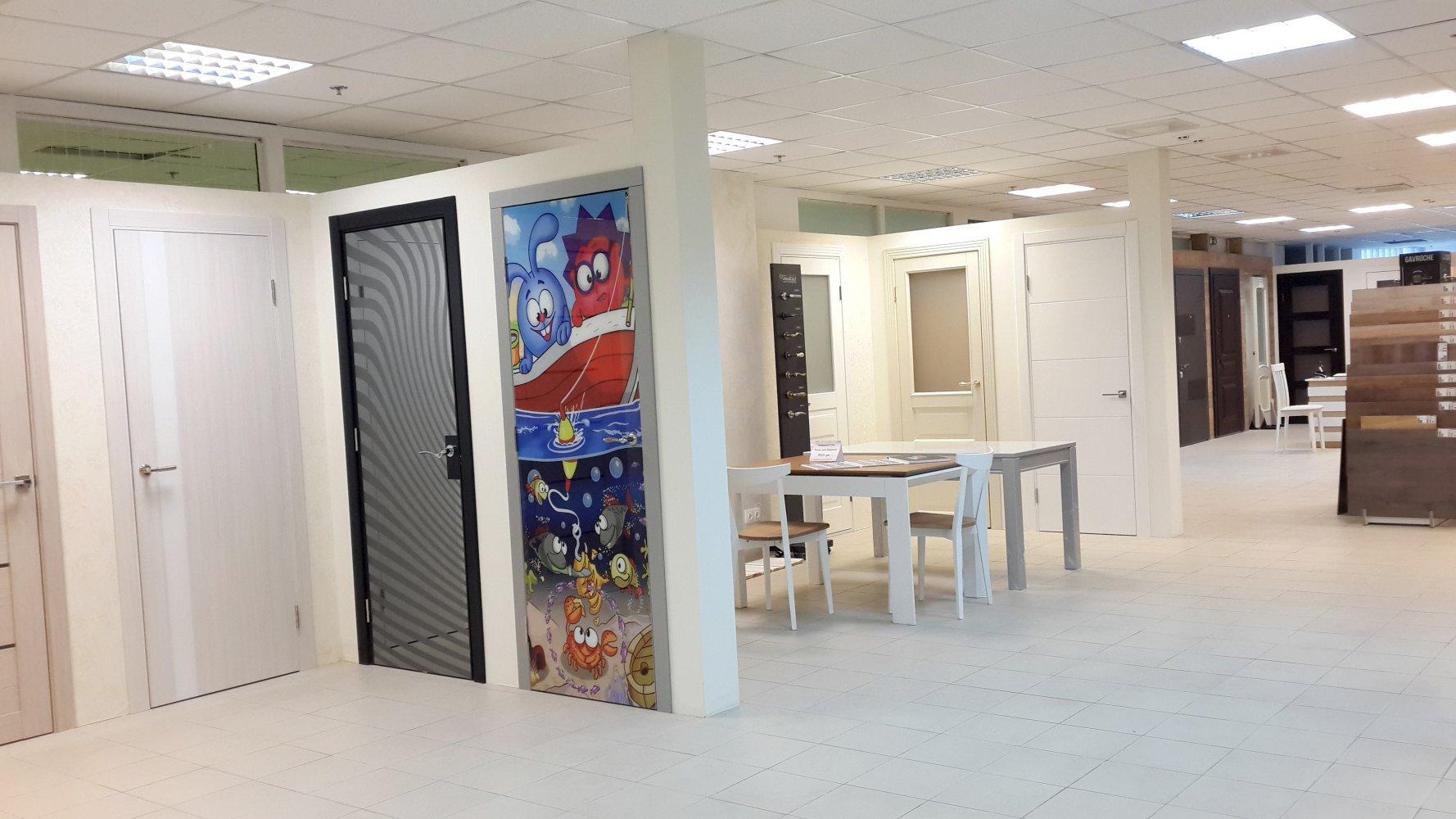 Магазин дверей SuperMart