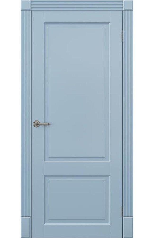 Двери Милан ПГ Amore Classic Омега RAL глухое