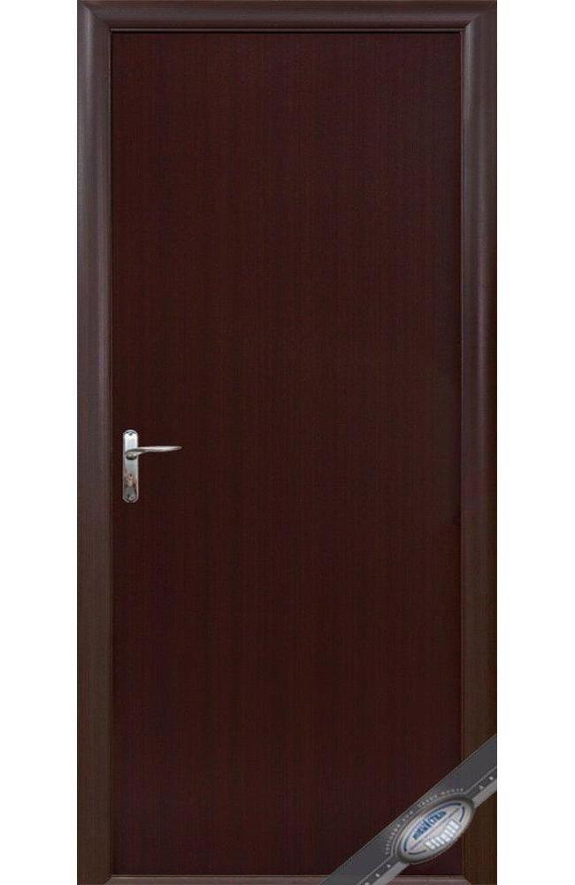 Двері Колорі модель А Стандарт Новий Стиль венге brown глухе