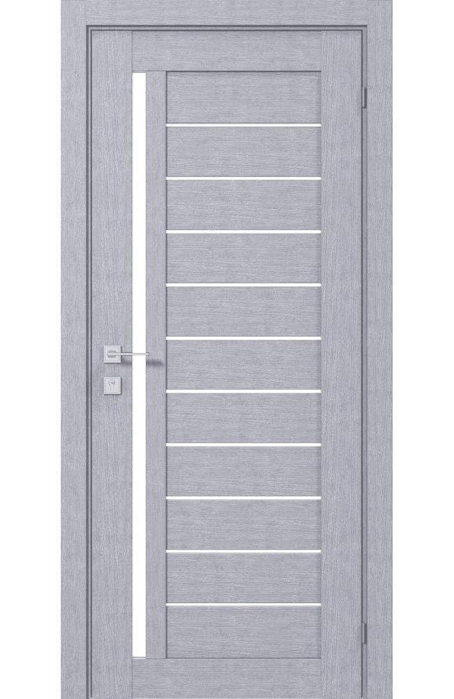 Двери Modern Bianca Родос дуб сонома полустекло
