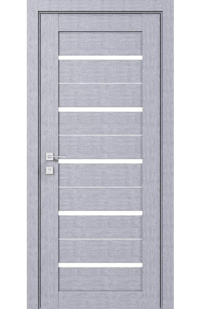 Двері Modern Lazio Родос дуб сонома напівскло - Межкомнатные двери — фото №1