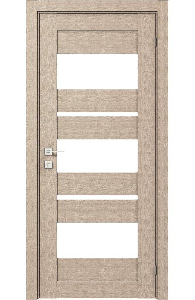 Двери Modern Polo Родос крем со стеклом