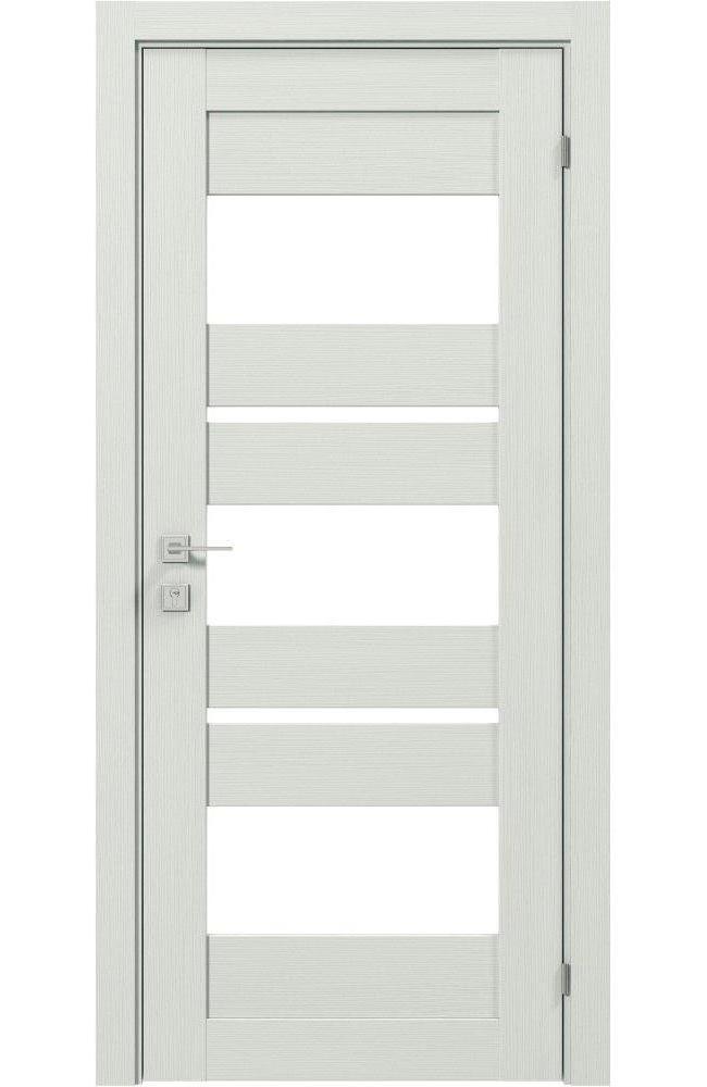 Двери Modern Polo Родос сосна крем со стеклом - Межкомнатные двери — фото №1