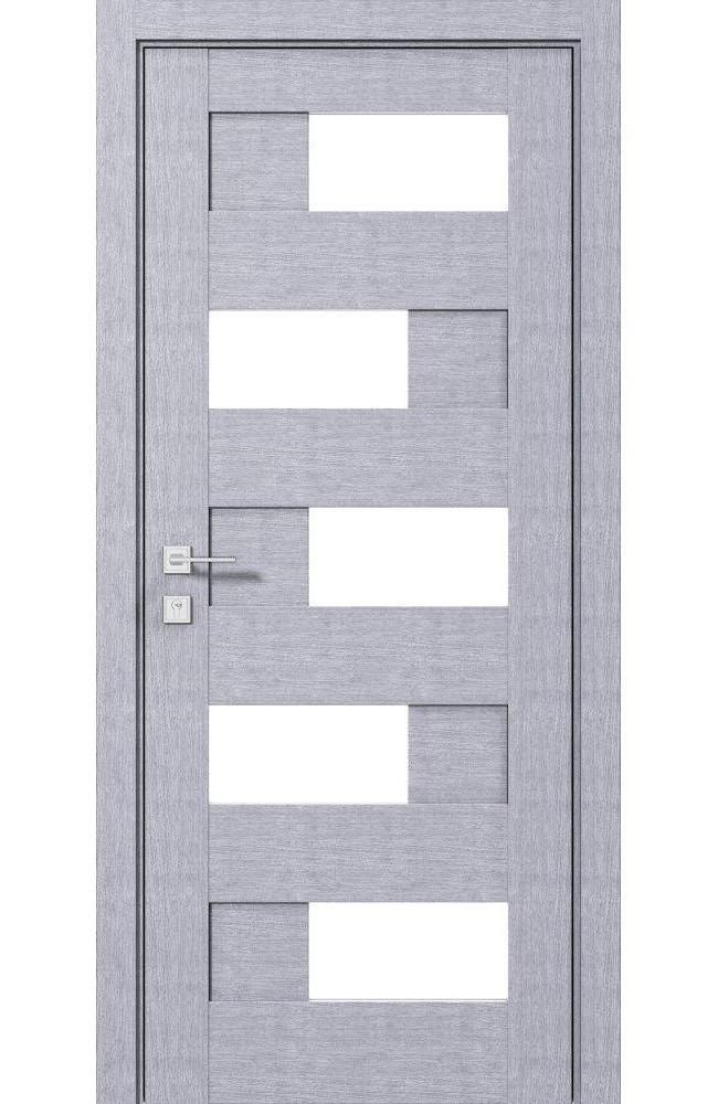 Двери Modern Verona Родос дуб сонома полустекло