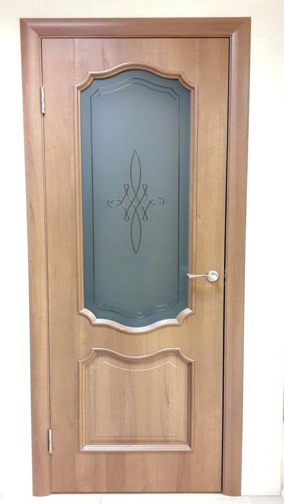 Недорогие двери Золотая ольха